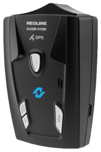 Купить Радар-детектор Neoline X-COP 4100 в официальном ...