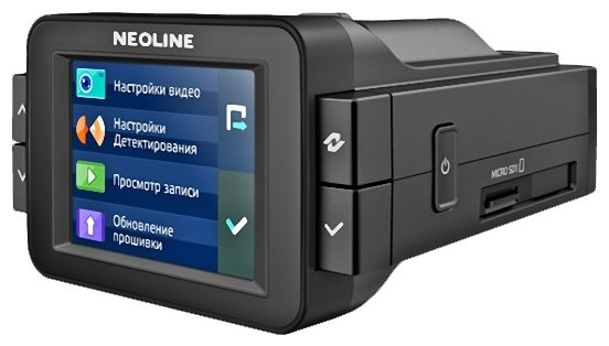 Купить Видеорегистратор с радар-детектором Neoline X-COP ...
